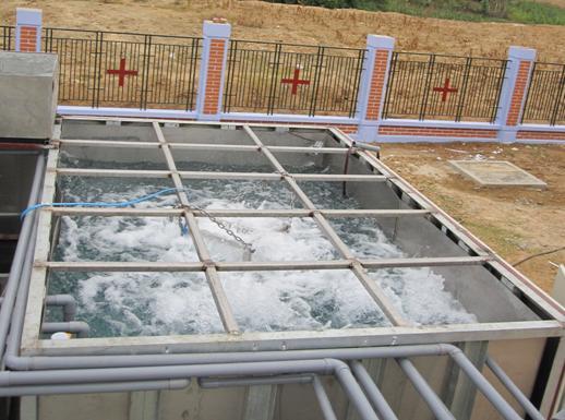 Điều chỉnh Báo cáo kinh tế kỹ thuật công trình lắp đặt đường ống dẫn nước thải y tế Bệnh viện Đa khoa huyện Ea Kar