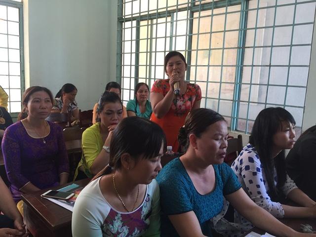 """Hội LHPN huyện Cư M'gar: Hội thảo chia sẻ kinh nghiệm """"xây dựng người phụ nữ, tự tin, tự trọng, trung hậu đảm đang"""""""