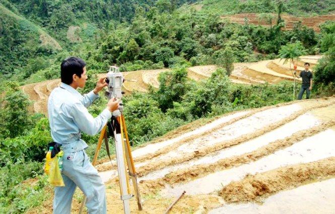 Đẩy nhanh tiến độ lập hồ sơ ranh giới sử dụng đất, đo đạc bản đồ địa chính và cấp Giấy chứng nhận đối với các công ty nông, lâm nghiệp