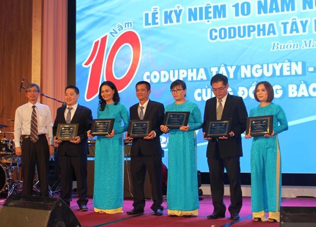 Công ty cổ phần Dược phẩm Trung ương 2 chi nhánh Tây Nguyên kỷ niệm 10 năm thành lập