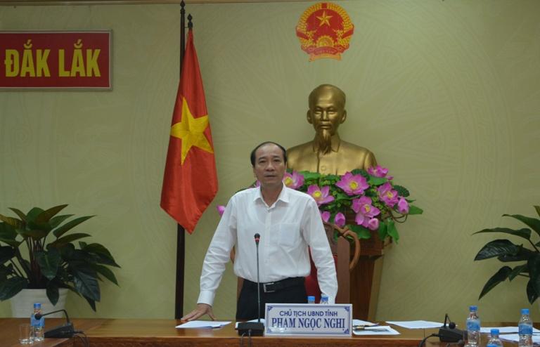 Báo cáo chỉ đạo, điều hành của UBND tỉnh, Chủ tịch UBND tỉnh tháng 7/2017