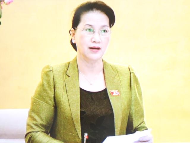 Chất vấn và trả lời chất vấn tại Phiên họp thứ 13 của Ủy ban Thường vụ Quốc hội khóa 14