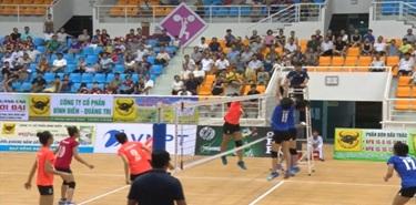 Giải bóng chuyền nữ tỉnh Đắk Lắk mở rộng năm 2017