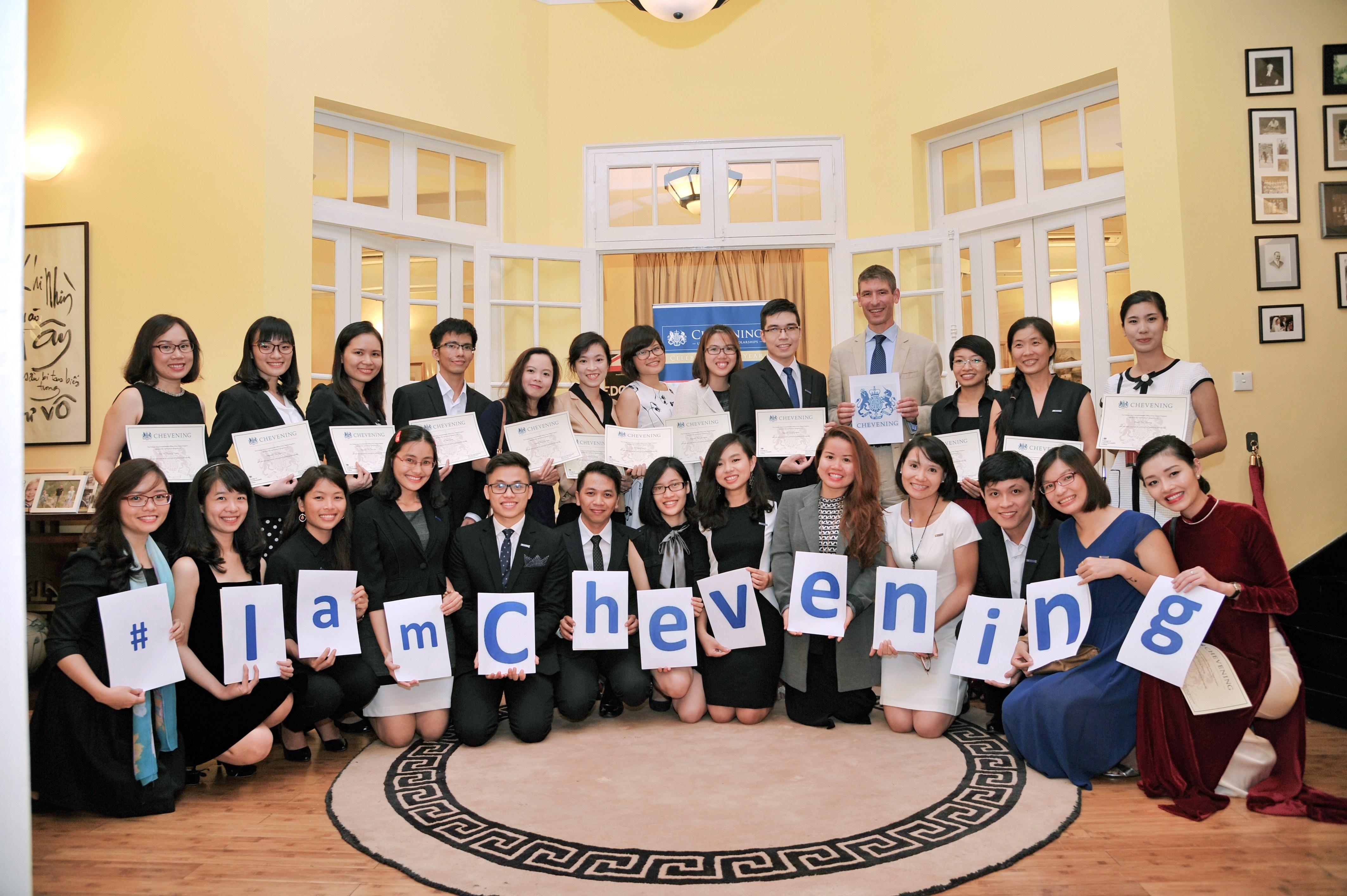 Chương trình học bổng toàn phần Chevening 2018/2019