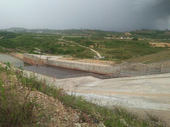 Giải quyết vướng mắc trong công tác bồi thường, GPMB dự án Hồ chứa nước Krông Pách Thượng