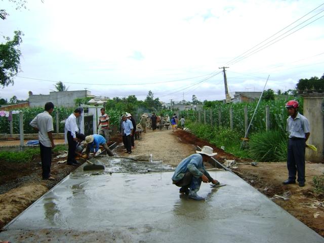 Tập huấn, bồi dưỡng nâng cao năng lực cán bộ xây dựng nông thôn mới trên địa bàn tỉnh Đắk Lắk, giai đoạn 2017 – 2020.