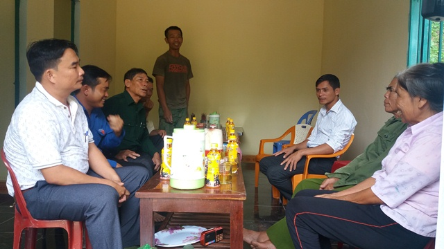 Huyện Lắk bàn giao Ngôi nhà nhân ái cho Cựu thanh niên xung phong