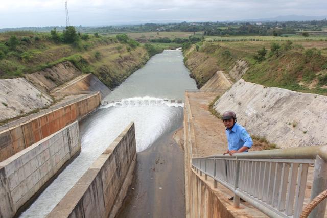 Phê duyệt Đề cương, dự toán Định mức kinh tế – Kỹ thuật trong công tác quản lý công trình thủy lợi trên địa bàn tỉnh Đắk Lắk