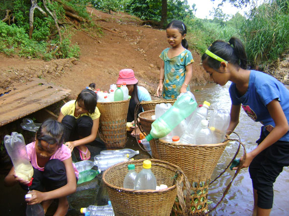 Sửa chữa, cải tạo công trình cấp nước sạch trên địa bàn 03 xã của thành phố Buôn Ma Thuột