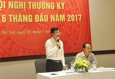 Tham mưu thực hiện kiến nghị tại Báo cáo số 07/BC-UBQG ngày 13/8/2017 của UBQG về người khuyết tật Việt Nam