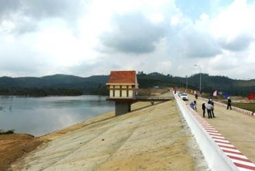 Giải quyết những khó khăn, vướng mắc trong thực hiên dự án Hồ chứa nước Krông Pách Thượng