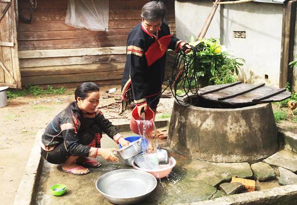 """Báo cáo về việc xây dựng Kế hoạch Chương trình """"Mở rộng quy mô vệ sinh và nước sạch nông thôn dựa trên kết quả"""" trên địa bàn tỉnh, vay vốn Ngân hàng Thế giới năm 2018"""