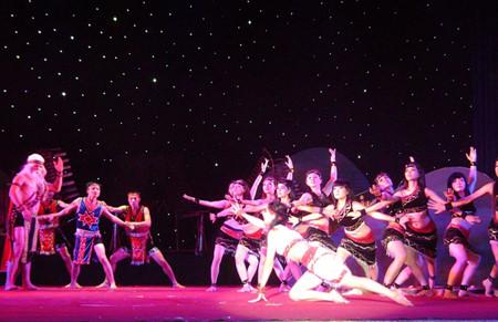 Tổ chức Chương trình biểu diễn nghệ thuật của nhạc sỹ Linh Nga Niê Kdăm