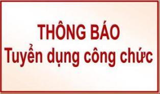 Thông báo tuyển dụng công chức tỉnh Quảng Trị lần thứ 31