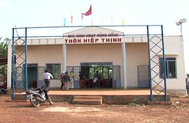 Xã Quảng Hiệp, huyện Cư M'Gar đẩy mạnh phong trào xây dựng nông thôn mới