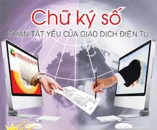 Sử dụng chứng thư số do Ban Cơ yếu Chính phủ cấp để phục vụ triển khai dịch vụ công trực tuyến của Kho Bạc Nhà nước.