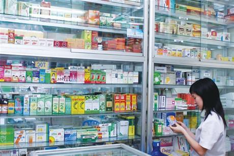 Mua thuốc đối với những mặt hàng thuốc không trúng thầu.