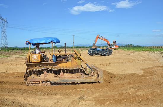 Chấm dứt phương án cải tạo đồng ruộng phục vụ sản xuất nông nghiệp