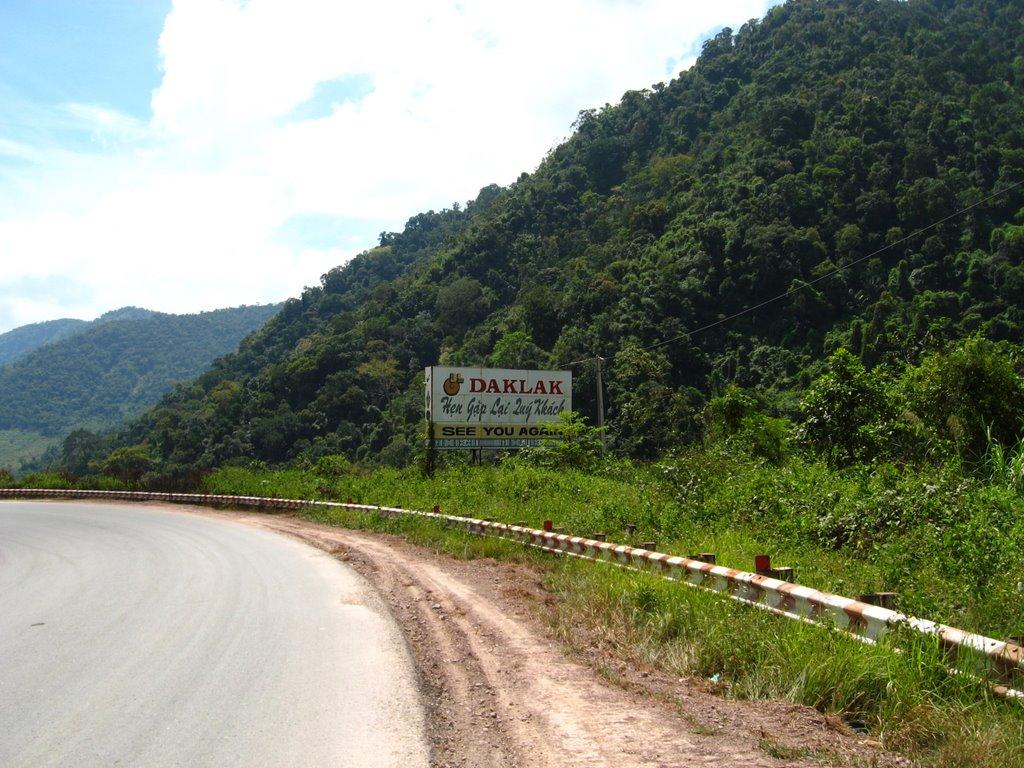 Xác định đường địa giới hành chính cấp tỉnh giữa tỉnh Đắk Lắk và tỉnh Khánh Hòa.