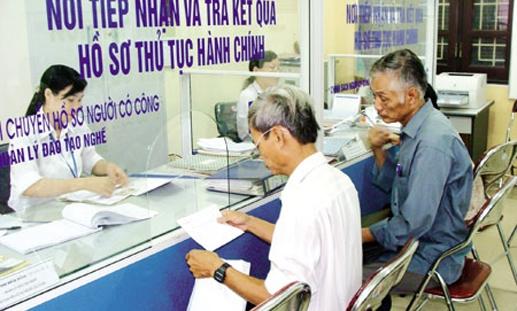 Thực hiện Chỉ thị của UBND tỉnh về việc xin lỗi bằng văn bản khi giải quyết TTHC quá hạn.