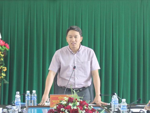 Ban Chỉ đạo đôn đốc thu thuế và chống thất thu ngân sách Nhà nước tỉnh họp đánh giá tình hình công tác tháng 8/2017