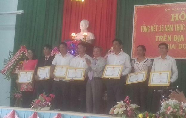 Huyện Lắk: Tổng kết 15 năm thực hiện tín dụng chính sách, giai đoạn 2002 – 2017.