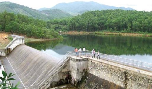 Kiểm tra hiện trạng rừng trong phạm vi công trình đầu mối và lòng hồ - Hồ chứa nước Ea H'leo 1