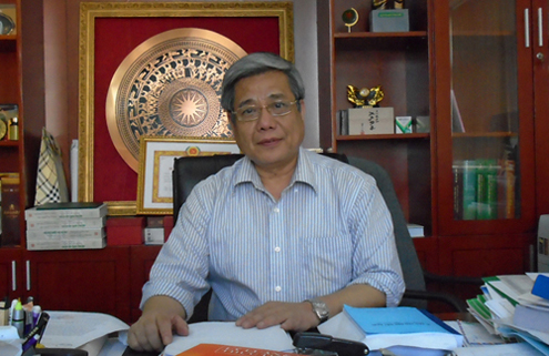 Phỏng vấn GS. TSKH Vũ Minh Giang, Phó Chủ tịch Hội Khoa học lịch sử Việt Nam về vấn đề sử học trong thời đại hiện nay