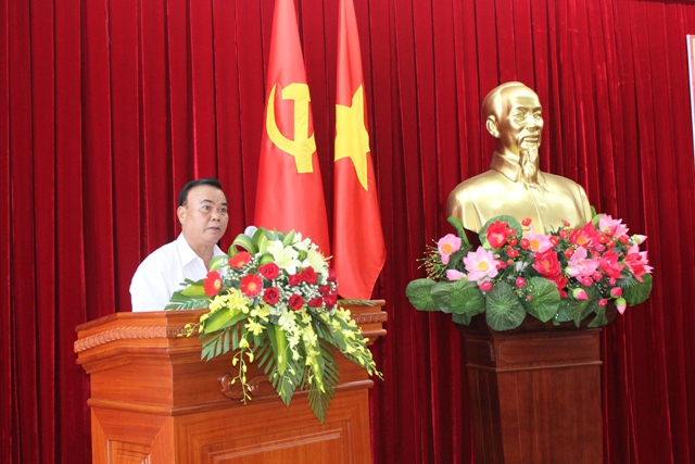 Hội nghị Ban Chấp hành Đảng bộ tỉnh lần thứ 11 (mở rộng)