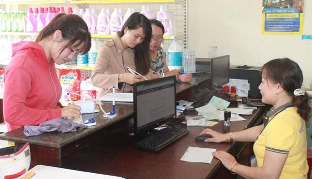 Khai trương 02 Điểm bưu điện văn hóa xã cung cấp dịch vụ tiếp nhận và trả kết quả giải quyết thủ tục hành chính qua hệ thống bưu chính công ích