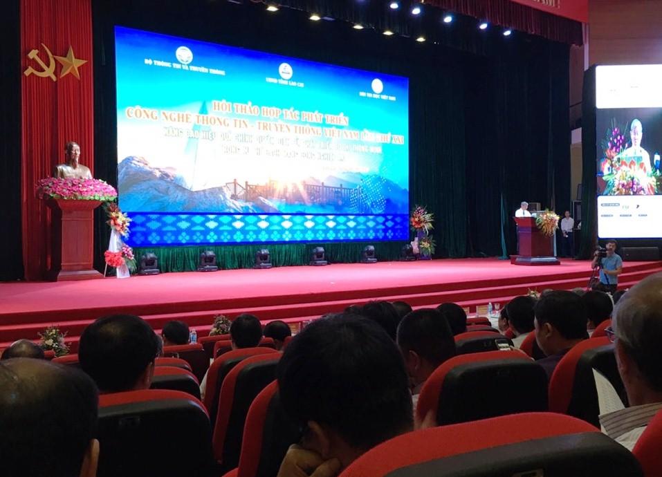 Hội thảo hợp tác phát triển CNTT-TT Việt Nam lần thứ 21