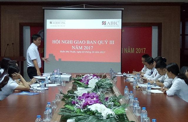 """Agribank Đắk Lắk, gần 2.000 tỷ đồng dư nợ được bảo hiểm bởi """"Bảo an tín dụng – BATD""""."""