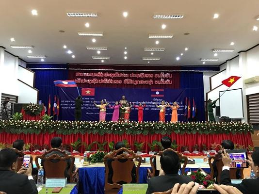 Giao lưu hữu nghị Đắk Lắk – Sê Kông (CHDCND Lào)