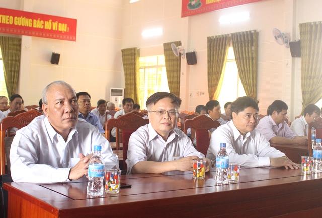 Gặp mặt các doanh nghiệp, doanh nhân nhân kỷ niệm Ngày Doanh nhân Việt Nam 13/10