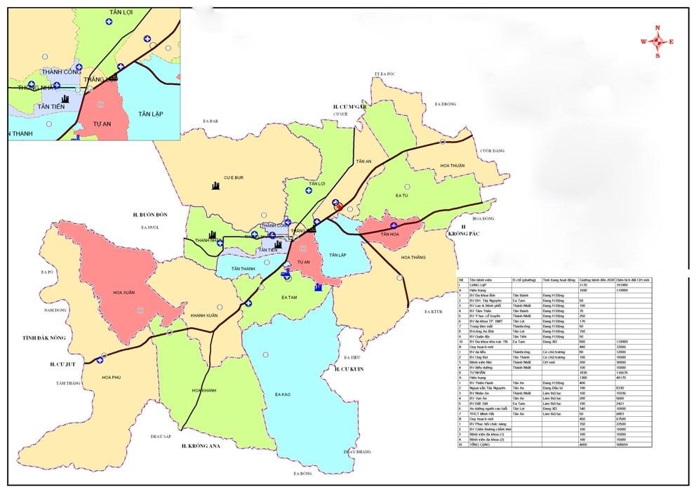 Bổ sung quy hoạch xây dựng Khu đô thị mới và hành chính huyện Cư M'gar