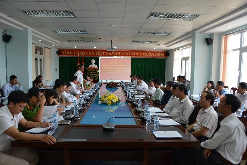 Ủy ban kiểm tra Thành ủy Buôn Ma Thuột: Hội nghị sơ kết công tác kiểm tra, giám sát, kỷ luật của Đảng 9 tháng đầu năm 2017