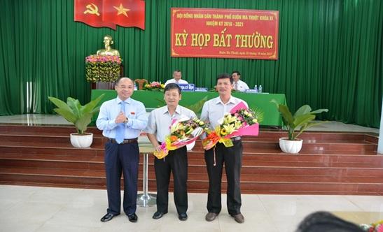 Kỳ họp thứ 5 (kỳ họp bất thường) của HĐND thành phố Buôn Ma Thuột khóa XI nhiệm kỳ 2016 – 2021.