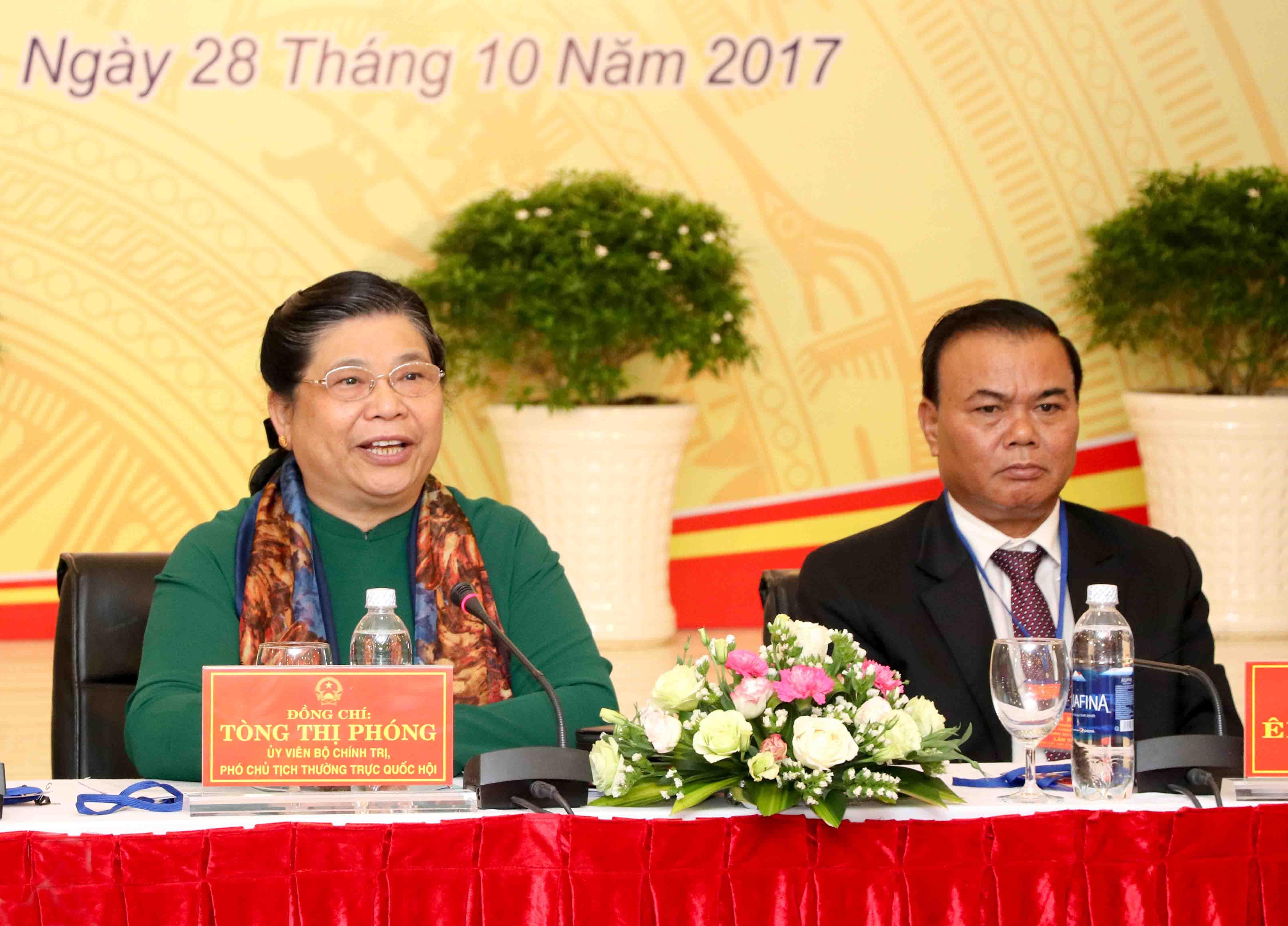 Hội nghị Thường trực HĐND các tỉnh, thành phố khu vực Nam Trung bộ và Tây Nguyên lần thứ 29