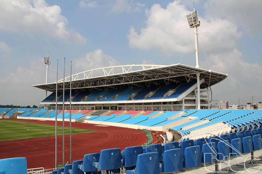 Phê duyệt Kế hoạch và dự toán kinh phí tổ chức tuyển chọn phương án kiến trúc xây dựng Sân vận động Trung tâm thuộc khu Liên hợp thể dục thể thao vùng Tây Nguyên
