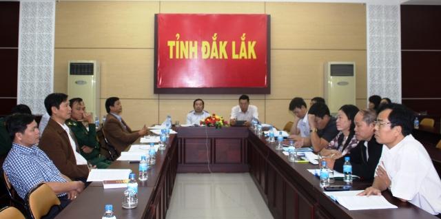 Hội nghị quán triệt việc thi hành Bộ Luật hình sự và Luật tiếp cận thông tin