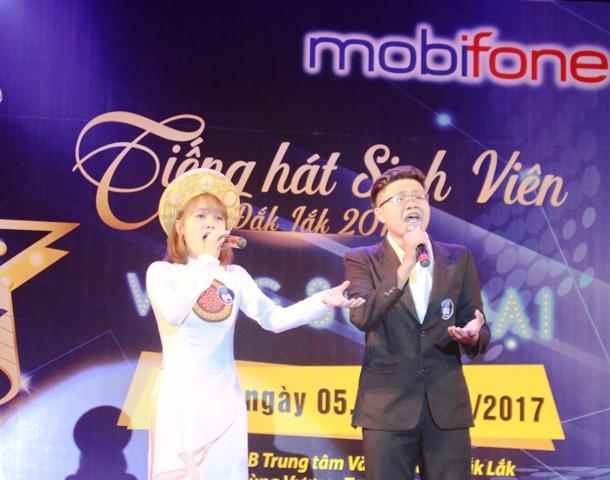 """Khai mạc Cuộc thi """"Tiếng hát sinh viên tỉnh Đắk Lắk năm 2017"""""""