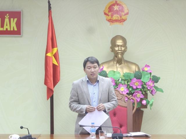 UBND tỉnh họp thông qua nội dung trình kỳ họp thứ 5, HĐND tỉnh khóa IX