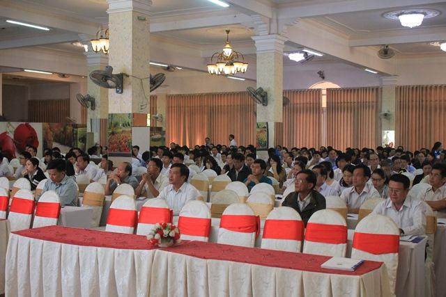 Tòa án nhân dân tỉnh Đắk Lắk tổ chức tập huấn nghiệp vụ xét xử đợt 1 năm 2017