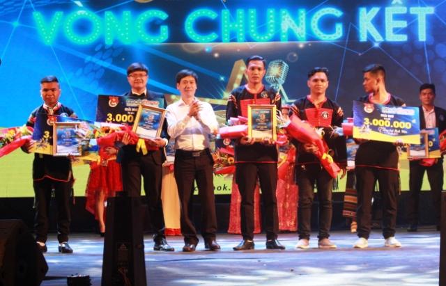 Bế mạc Cuộc thi tiếng hát sinh viên tỉnh Đắk Lắk năm 2017