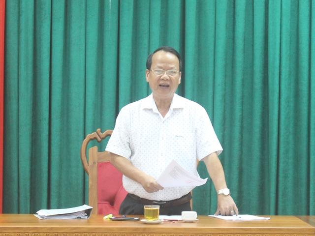Ban Pháp chế thẩm tra các văn bản trình Kỳ họp thứ 5 HĐND tỉnh