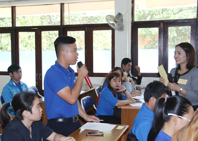 Tập huấn kỹ năng Khởi nghiệp cho thanh niên khởi nghiệp