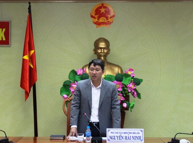 Ban Chỉ đạo đôn đốc thu thuế và chống thất thu ngân sách Nhà nước tỉnh triển khai nhiệm tháng 12/2017.