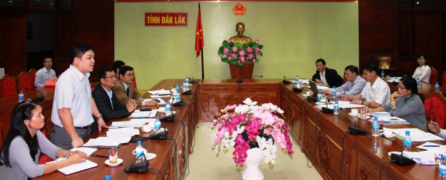 UBND tỉnh làm việc với Đại học Huế