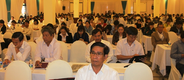 Hơn 450 doanh nghiệp tham dự Hội nghị đối thoại chính sách thuế lần II/2017