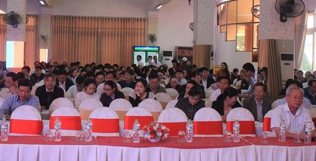 Tòa án nhân dân tỉnh Đắk Lắk tổ chức nghiệp vụ xét xử đợt 2 năm 2017